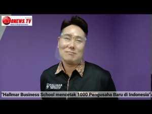 , HALLMAR Business School Siap mencetak 1000 Pengusaha Baru di Indonesia,