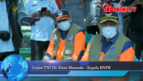 ", Kepala BNPB ""Bantuan Rp. 50 Juta Untuk Rumah Yang Rusak Akibat Banjir Bandang NTT dan NTB,"