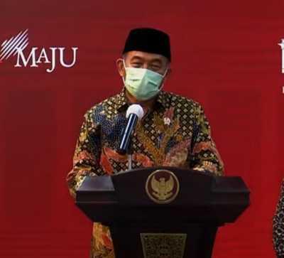 , Sholat Tarawih dan Idul Fitri Boleh Dilakukan Berjamaah Dengan Syarat,