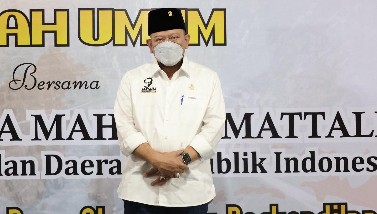, Kilang Minyak Kembali Terbakar, Ketua DPD RI Minta Pertamina Tingkatkan Kewaspadaan,