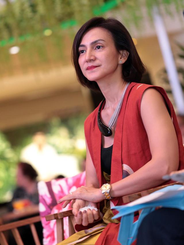 , Wanda Hamidah ikut sedih ketika Istri mantan suaminya, Chiko Hakim, Meninggal Setelah Melahirkan,